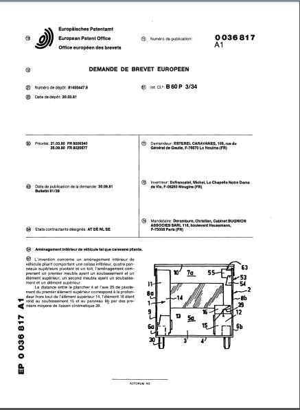la naissance des esterel (les brevets) 1_81a110