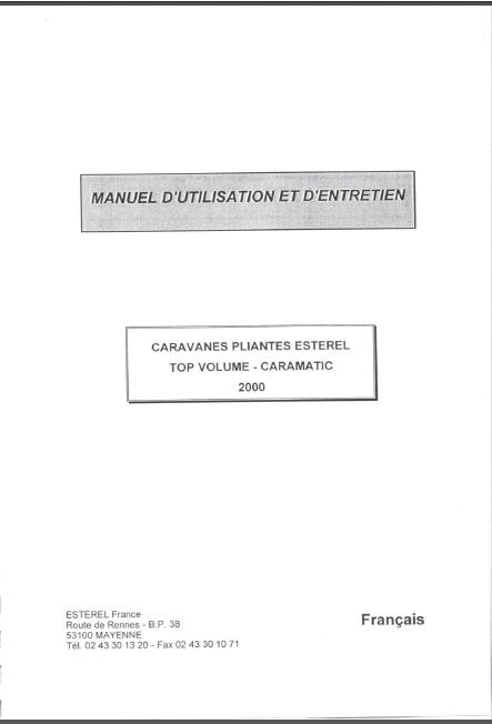 la naissance des esterel (les brevets) 1top10