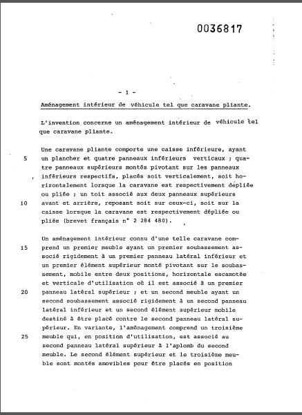 la naissance des esterel (les brevets) 2_81a110