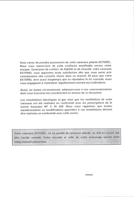 la naissance des esterel (les brevets) 2top10