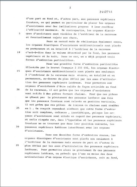 la naissance des esterel (les brevets) 3_7810