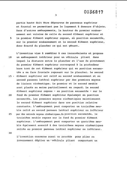la naissance des esterel (les brevets) 4_81b110