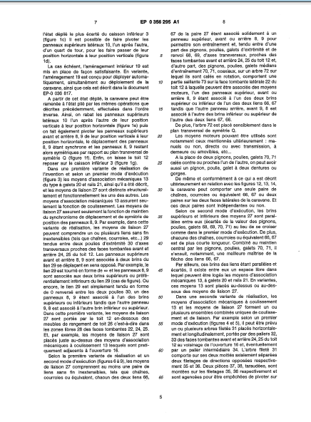 la naissance des esterel (les brevets) 5_89a110