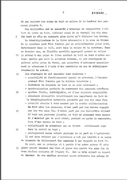 la naissance des esterel (les brevets) 6_7710