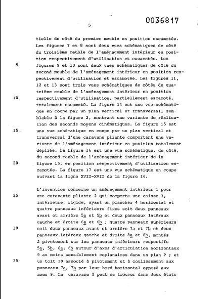 la naissance des esterel (les brevets) 6_81a110
