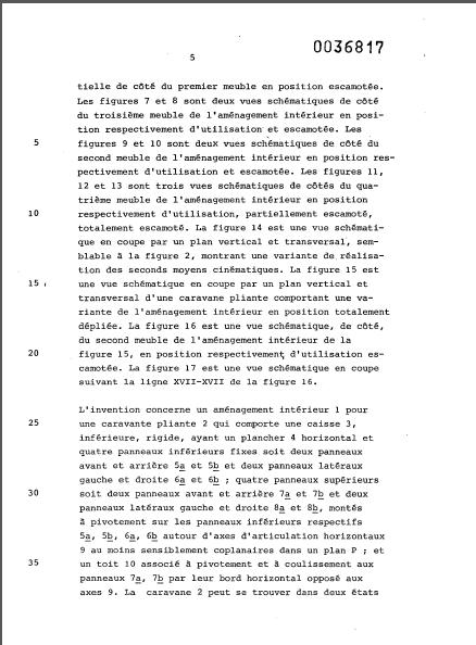 la naissance des esterel (les brevets) 6_81b110