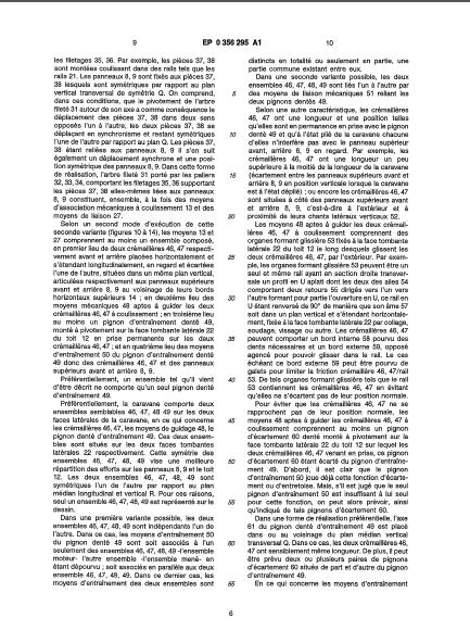 la naissance des esterel (les brevets) 6_89a110