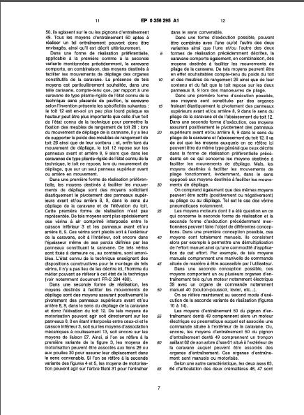 la naissance des esterel (les brevets) 7_89a110