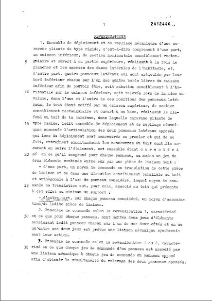 la naissance des esterel (les brevets) 8_7710