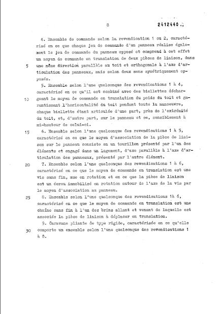 la naissance des esterel (les brevets) 9_7710