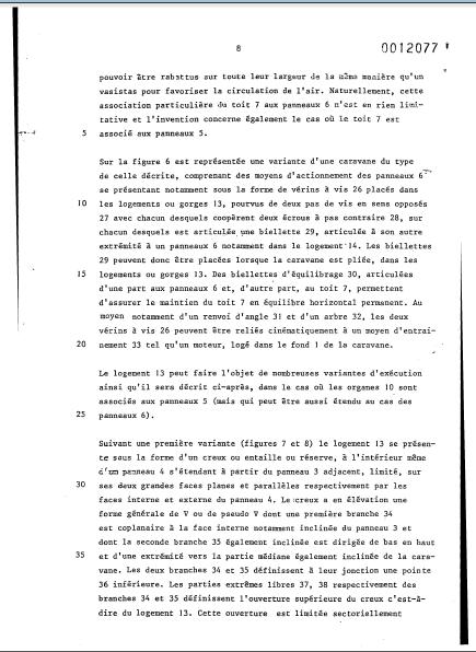 la naissance des esterel (les brevets) 9_79a110