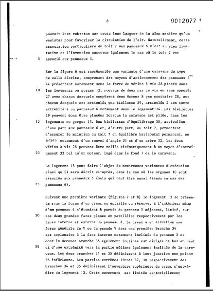 la naissance des esterel (les brevets) 9_79b110