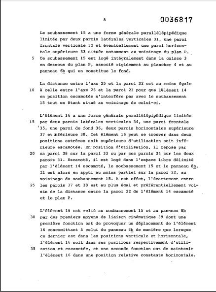 la naissance des esterel (les brevets) 9_81a110