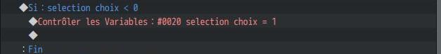 Selecteur ( personnages/ niveau voir écran titre personnalisé) 0411