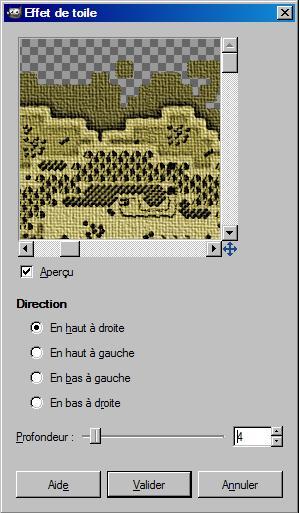 """Donner un effet """"vieille carte"""" à votre map (avec GIMP) 1710"""