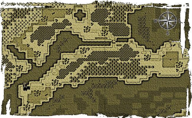 """Donner un effet """"vieille carte"""" à votre map (avec GIMP) Carte10"""