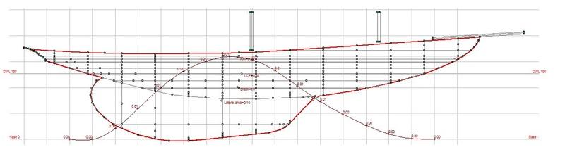PROJET : Goélette de course 1912 Profil10