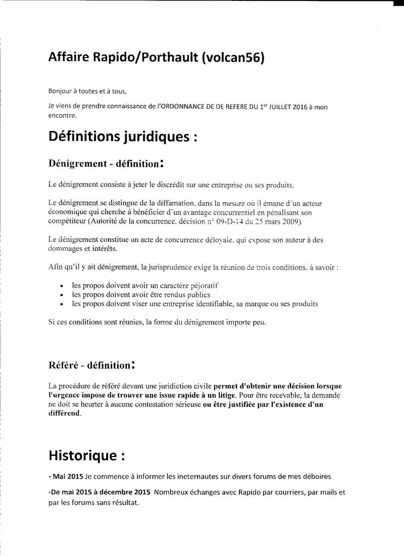 Appel à témoins pour véhicules  RAPIDO, ESTEREL, FLEURETTE, ITINEO, CAMPEREVE 1_ordo10