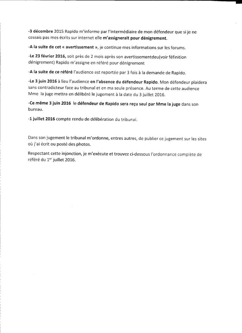 Appel à témoins pour véhicules  RAPIDO, ESTEREL, FLEURETTE, ITINEO, CAMPEREVE 2_ordo10