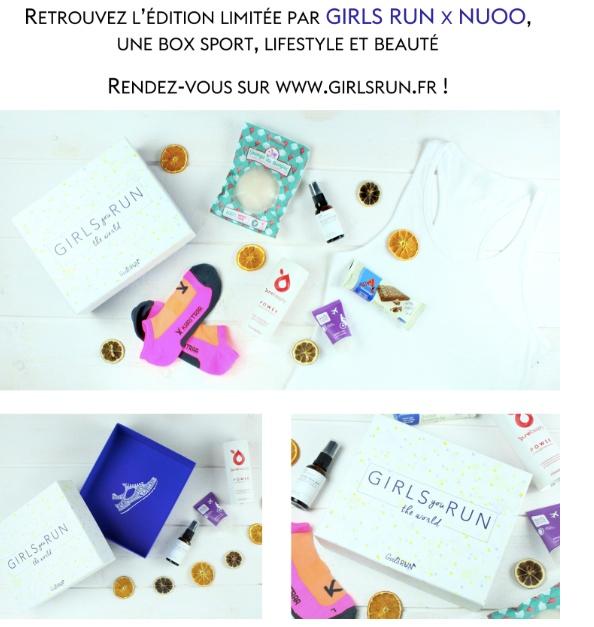 NUOO - edition limitée Girls Run X Nuoo Nuoo_t10