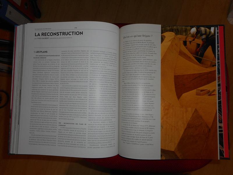 L'hermione Al au 1/89 revue et révisée par Daniel le pirate - Page 5 3910