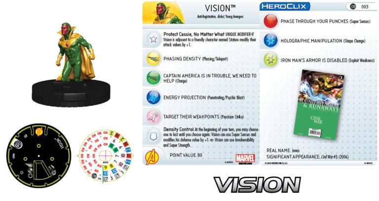 [News] Marvel Heroclix Civil War Mv201610