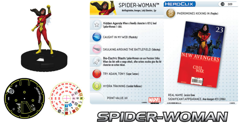 [News] Marvel Heroclix Civil War Mv201611