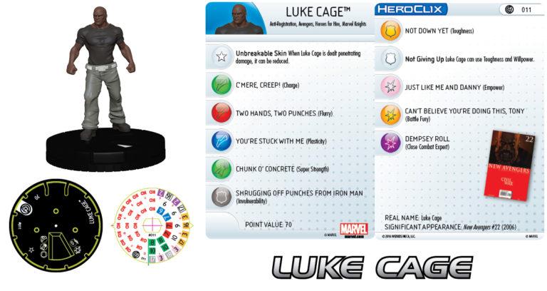 [News] Marvel Heroclix Civil War Mv201614