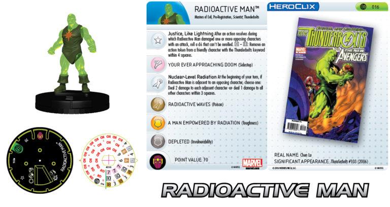 [News] Marvel Heroclix Civil War Mv201616