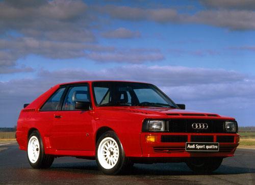 FIA va adorer les nouveaux logos de puissance de la new Audi A1..... Quattr10