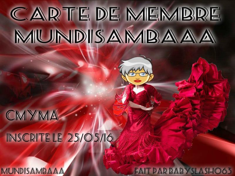 CA RTE DE MEMBRE MIDINETTE13 C MYMA Pizap872