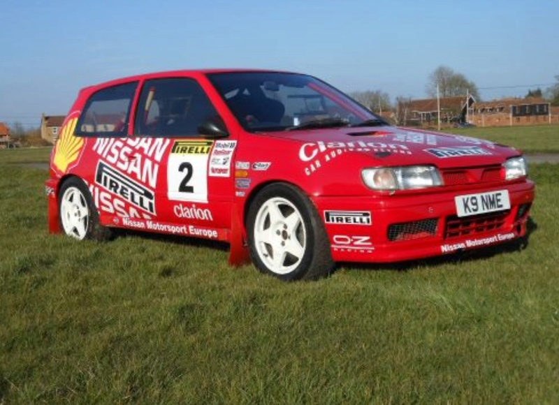 Newbie Rally car owner (F2 Sunny, not a GTI-R) Image22