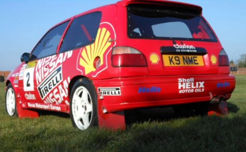 Newbie Rally car owner (F2 Sunny, not a GTI-R) Image23