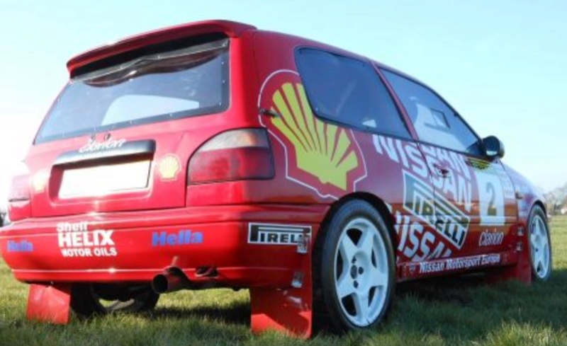 Newbie Rally car owner (F2 Sunny, not a GTI-R) Image25