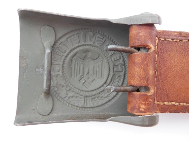 BERG & NOLTE BUCKLE 1942 Dscn9627