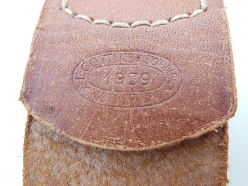 L GOTTLIEB & SOHNE 1939 Lgs_410