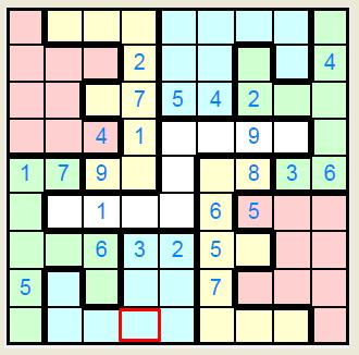 Concours Elvenar Sudoku Sudoku10