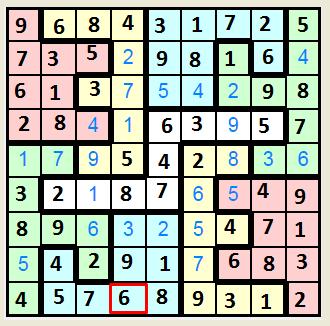 Concours Elvenar Sudoku Sudoku11