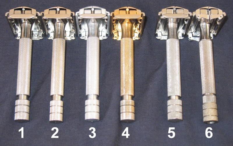 Tous les Gillette Rocket avec le double II:  HD ou non HD différences fondamentales  Rocket10