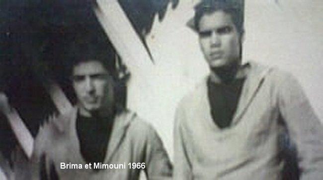 Brima Slimane en photo avec Mimouni 1966 Brima_10
