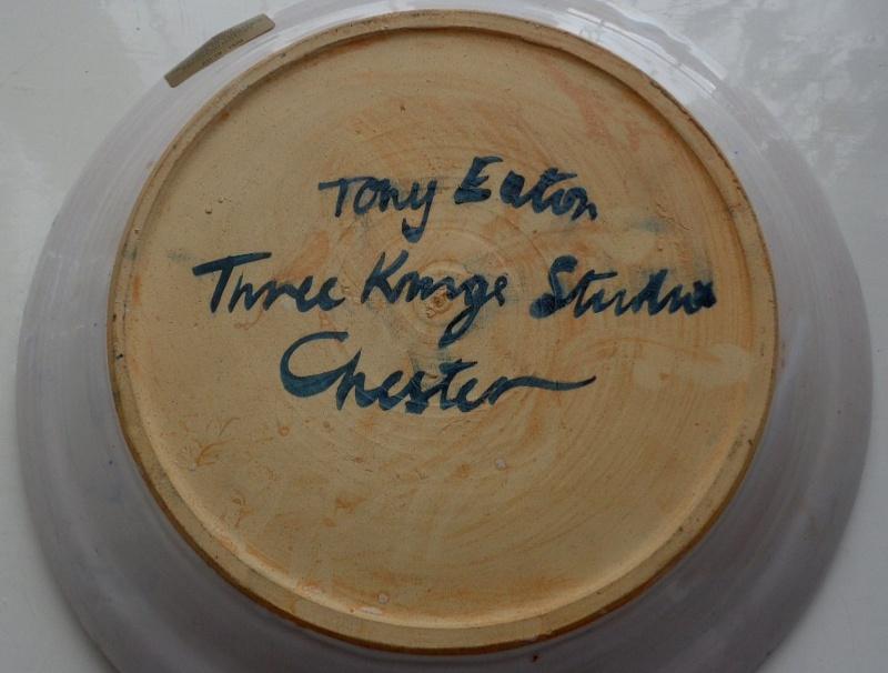 Tony Eaton, Three Kings Studio, Chester and Places y Dduallt Maentwrog Te211