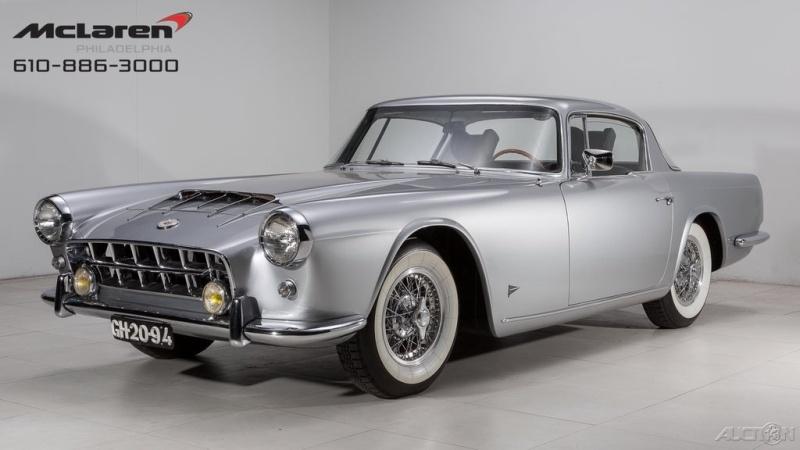 1954 Corvette Ghia Aigle 0110