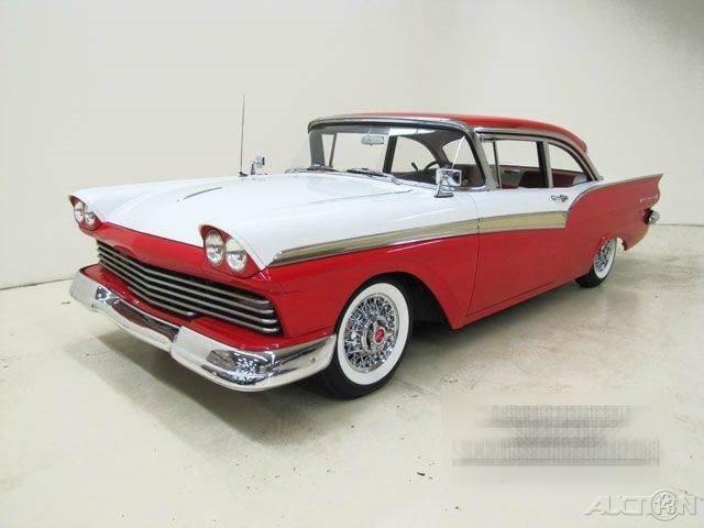 Ford 1957 & 1958 custom & mild custom  - Page 7 0111