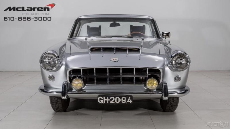 1954 Corvette Ghia Aigle 0210