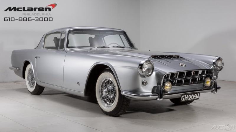 1954 Corvette Ghia Aigle 0310