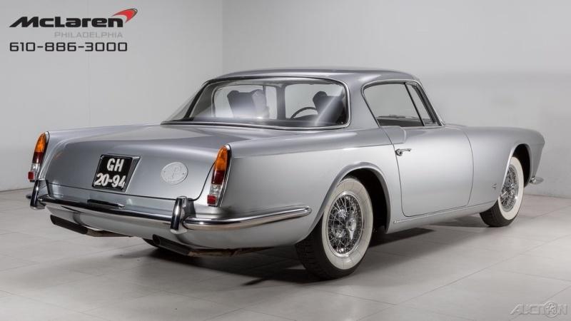 1954 Corvette Ghia Aigle 0510
