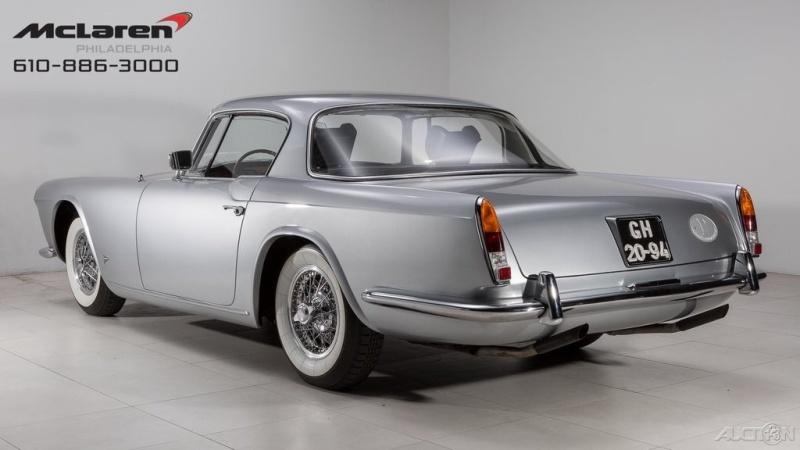 1954 Corvette Ghia Aigle 0710