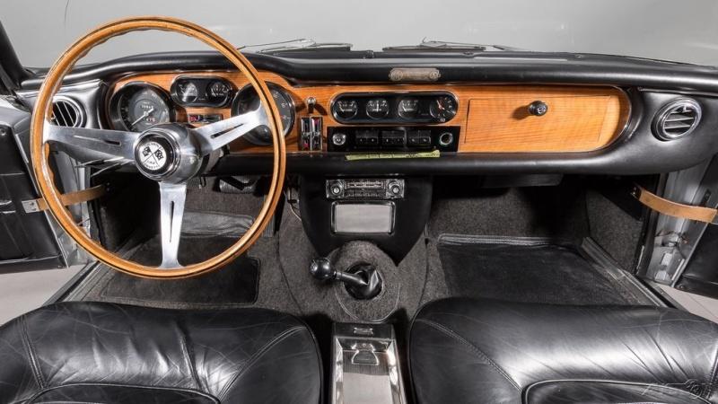 1954 Corvette Ghia Aigle 1016