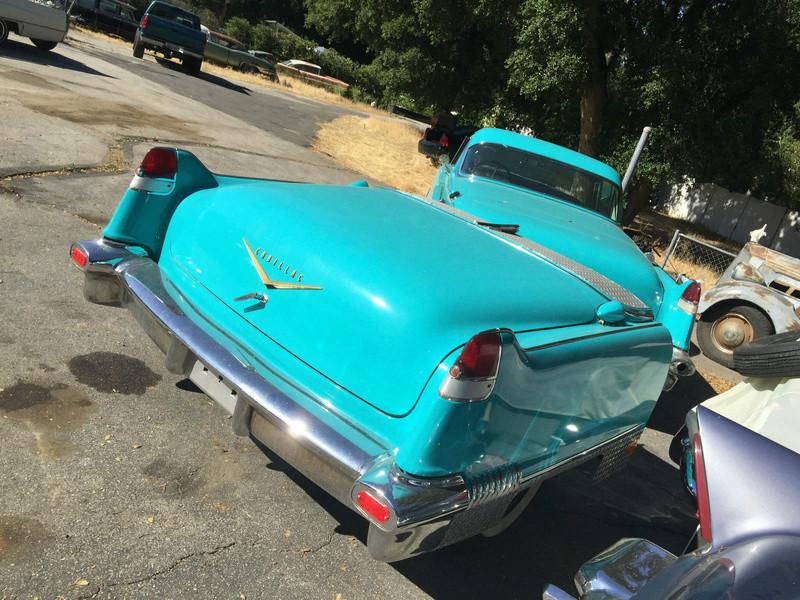 Cadillac 1954 -  1956 custom & mild custom - Page 3 1029