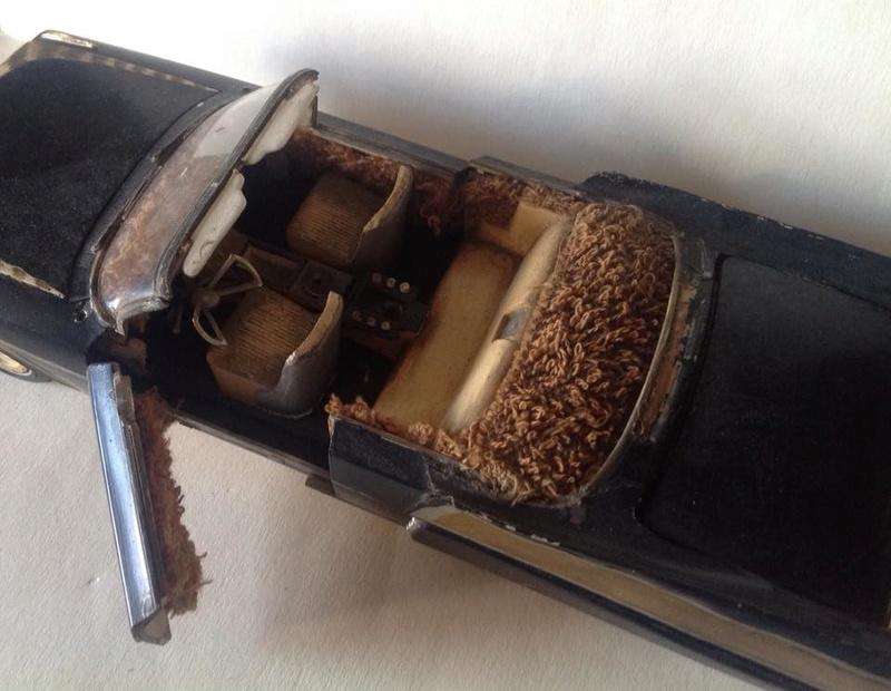 Vintage built automobile model kit survivor - Hot rod et Custom car maquettes montées anciennes - Page 5 10534710